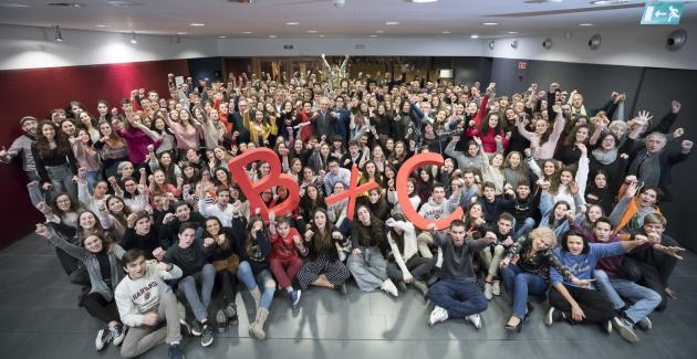 Bojos per la ciència, Fundació Catalunya La Pedrera